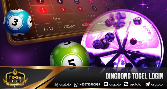 Dingdong-Togel-Login