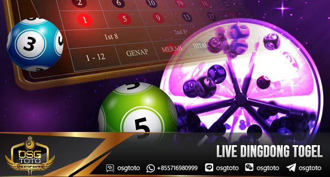 Live-Dingdong-Togel