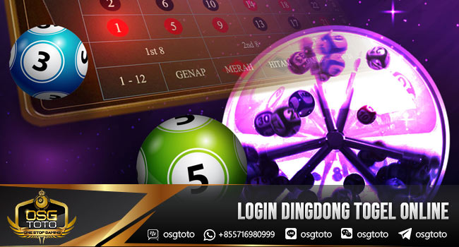 Login-Dingdong-Togel-Online