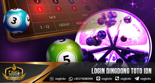 Login-Dingdong-Toto-Idn