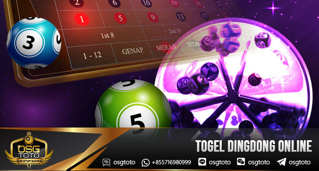 Togel-Dingdong-Online